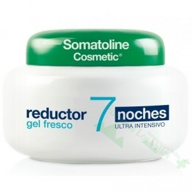 SOMATOLINE COSMETIC REDUCTOR GEL 250ML 7 NOCHES