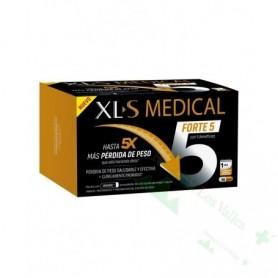 XLS MEDICAL FORTE 5 NUDGE 180 CAPSULAS