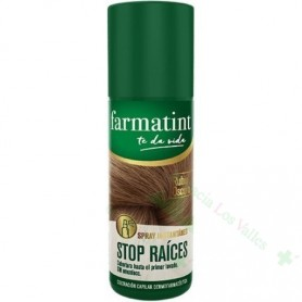 FARMATINT STOP RAICES RUBIO OSCURO 75ML
