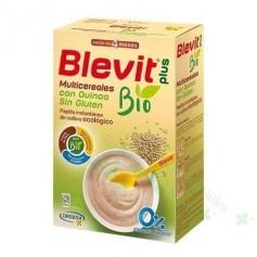 BLEVIT PLUS BIO MULTICEREALES/QUINOA S/GLUTEN 250 G