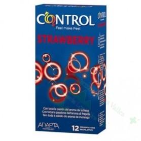 CONTROL STRAWBERRY PRESERVATIVOS 12 U