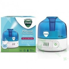 HUMIDIFICADOR VICKS ULTRASONICO PERSONAL COOLMIST VUL505