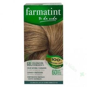 FARMATINT 6D RUBIO OSCURO DORADO 135ML