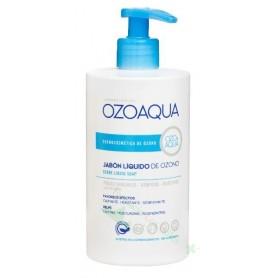 OZOAQUA JABON SYNDET LIQUIDO CORPORAL 500 ML (PICOR/PSORIASIS/QUEMADURAS SOL/CICATRICES/HONGOS)