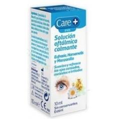 SOLUCION OFTALMICA CALMANTE CARE+ MULTIDOSIS 10 ML