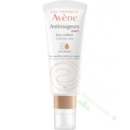 AVENE ANTI-ROJECES CUIDADO UNIFICADOR SPF30 40 ML