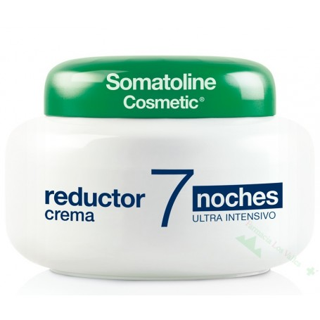 SOMATOLINE COSMETIC REDUCTOR NATURAL 7 NOCHES 400ML
