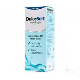 DULCOSOFT SOLUCION ORAL 250 ML