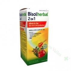BISOLHERBAL JARABE 2 EN 1 180 G
