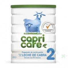 CAPRICARE 2 LECHE CABRA CONTINUACION LACTANTES 800 G
