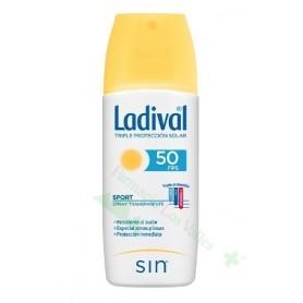 LADIVAL SPORT FP50+ TRANSPARENTE SPRAY 150ML