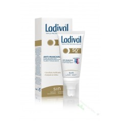 LADIVAL ANTIMANCHAS FPS50+ TOQUE SECO 50ML