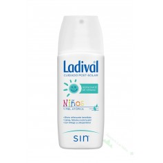 LADIVAL AFTERSUN NIÑOS HIDRATANTE SPRAY 150ML