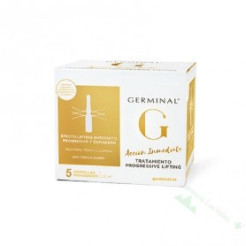 GERMINAL ACCION INMEDIATA PROGRESSIV LIFTING 5 AMPOLLAS