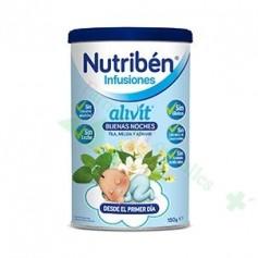 NUTRIBEN INFUSIONES ALIVIT BUENAS NOCHES 150 G