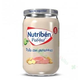 NUTRIBEN 235G POLLO CON PATATITAS