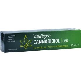 VALDISPRO CANNABIDIOL CREMA 60 ML