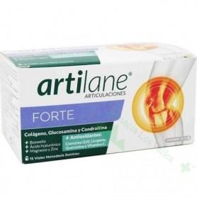 ARTILANE FORTE VIALES (AMPOLLAS) MONODOSIS 15 UDS 30 ML (CITRICO)