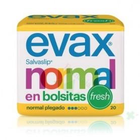 SALVA SLIP EVAX NORMAL FRESH28