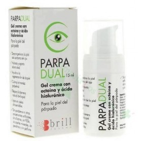 PARPADUAL GEL CREMA (TTO. ALERGIA PARPADO) 15 ML