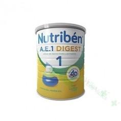 NUTRIBEN LECHE AE 1 800 G