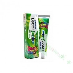 LACER JUNIOR MENTA GEL DENTAL 75 ML