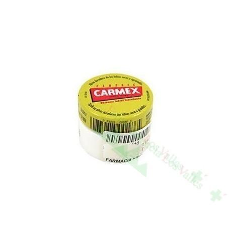 CARMEX TARRO CLASICO BALSAMO LABIAL 7, 5 G
