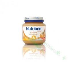 NUTRIBEN INICIO FRUTAS VARIADAS 130 G(BAJA)