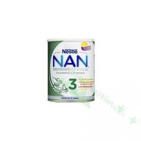 NAN 3 OPTIPRO CRECIMIENTO 800 G (NESTLE)