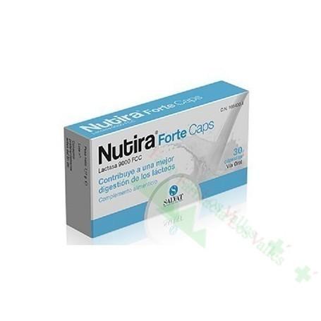 NUTIRA FORTE 30 CAPS (LACTASA)