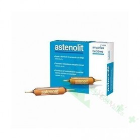 ASTENOLIT CLASSIC 12 AMPOLLAS BEBIBLES 10 ML