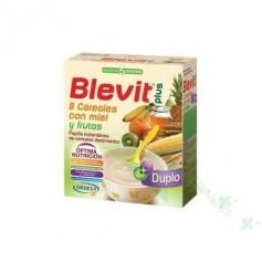 BLEVIT PLUS DUPLO FRUTAS/8 CEREALES 700G