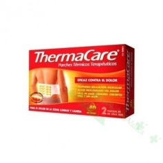 THERMACARE CUELLO-HOMBROS PARCHES TERMICOS 2 UN